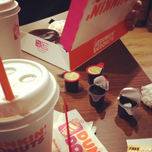 Dunkin Donuts UK